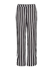 Kenzie Pants - NOIR STRIPE