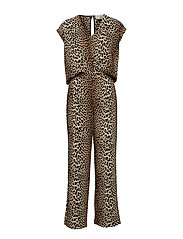Kate Jumpsuit P - LEOPARD