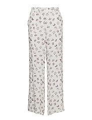 Kiara Pants - SPRING FLOWER