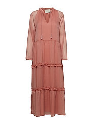 Klaire Dress - VINTAGE POWDER