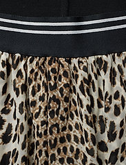 Notes du Nord - Libby Skirt - midi - leopard - 1