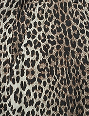 Notes du Nord - Lydia Leopard Pants - leveälahkeiset housut - leopard - 2