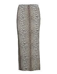Dallas Skirt P - LEOPARD
