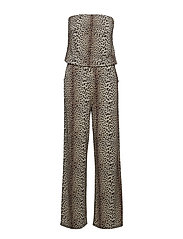 Dallas Jumpsuit P - LEOPARD
