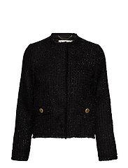Lex Noir Short Jacket - NOIR