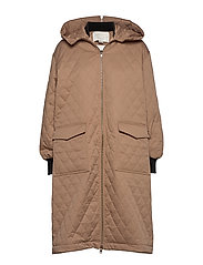 McKenzie Coat - NUDE