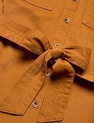 Notes du Nord - Nancy Shirt - overshirts - cognac - 3