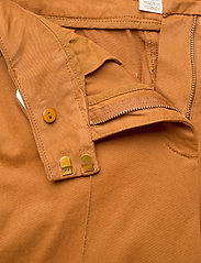 Notes du Nord - Nancy Pants - vida byxor - cognac - 3