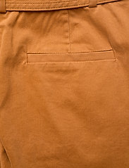 Notes du Nord - Nancy Pants - vida byxor - cognac - 4