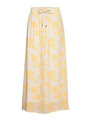 Orchid Recycled Skirt P - LEMON FLOWER