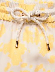Notes du Nord - Orchid Recycled Skirt P - maxikjolar - lemon flower - 2