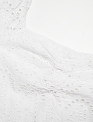 Notes du Nord - Omia Dress - korta klänningar - white - 2