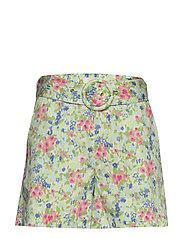 Odea Shorts - ROMANTIC FLOWER