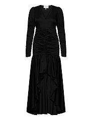 Oister Dress - NOIR