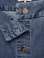 Notes du Nord - Phoenix Denim Skirt - jeanskjolar - blue wash - 3