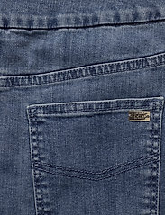Notes du Nord - Phoenix Denim Skirt - jeanskjolar - blue wash - 4