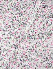 Notes du Nord - Posh Top - kortärmade blusar - flower symphony - 4