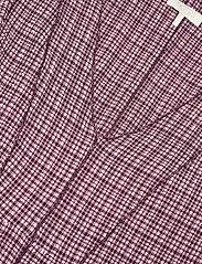 Notes du Nord - Pam Dress - midiklänningar - rose check - 2