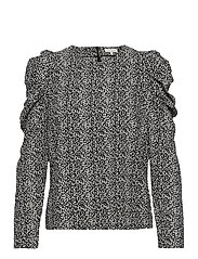 River Recycled Blouse - PIXEL