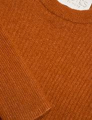 Notes du Nord - Rhonda Blouse - tröjor - burnt orange - 2