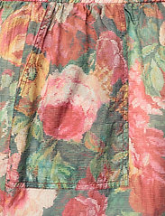 Notes du Nord - Richie Flower Pants - casual byxor - vintage flower - 3