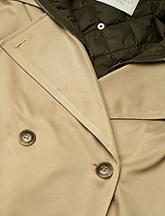 Notes du Nord - Ricci Coat - trenchcoats - nude - 3