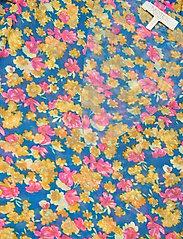 Notes du Nord - Pearl Dress - midiklänningar - pink flower - 2