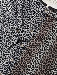 Notes du Nord - Sophie Recycled Dress - vardagsklänningar - leopard - 2