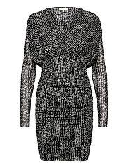 Samia Short Dress - GRAPHIC DOT