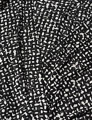 Notes du Nord - Samia Short Dress - fodralklänningar - graphic dot - 2