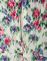 Notes du Nord - Shelly Flower Dress - midiklänningar - flower  dream - 3