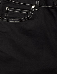 Notes du Nord - Selina Noir Cropped Jeans - schlaghosen - noir - 2