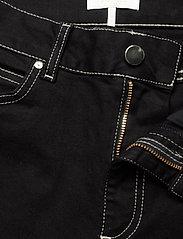 Notes du Nord - Selina Noir Cropped Jeans - schlaghosen - noir - 3