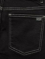 Notes du Nord - Selina Noir Cropped Jeans - utsvängda jeans - noir - 4