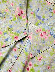 Notes du Nord - Samantha Flower Shirt - långärmade skjortor - romantic flower - 2