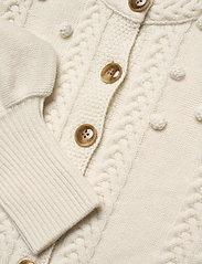 Notes du Nord - Sonya Cardigan - koftor - winter white - 2