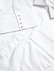 Notes du Nord - Whitney Shirt S - overshirts - white - 2