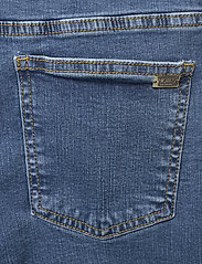 Notes du Nord - Travis Cropped Jeans - boot cut jeans - blue wash - 4