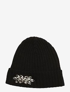 Iva Wool Hat - NOIR