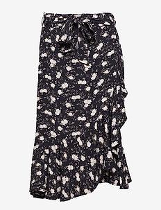Jenna Flower Skirt - PETITE FLOWER
