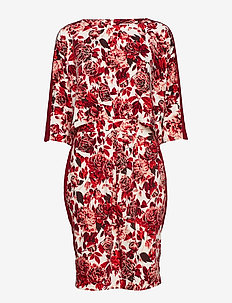 Ashlee Dress P - WILD ROSES