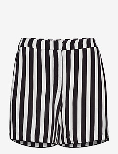 Kenzie Shorts - NOIR STRIPE
