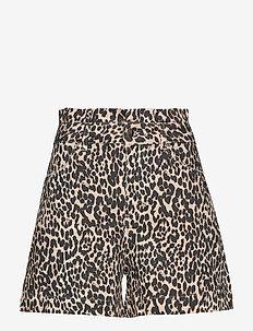 kayla Shorts P - LEOPARD