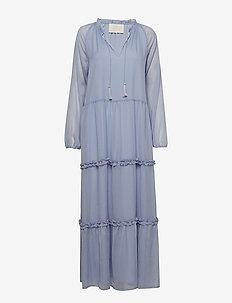 Klaire Dress - TWILIGHT BLUE
