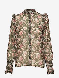 Leah Shirt - FANTASY FLOWER