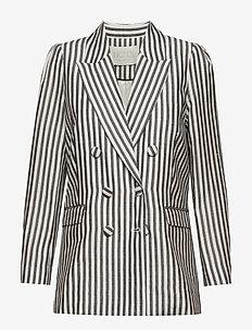 Liberty Blazer - blazere - noir stripe