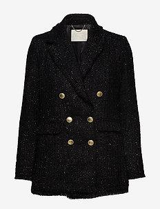 Lex Noir Jacket - NOIR