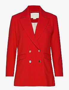 Maddy Blazer - SCARLET RED