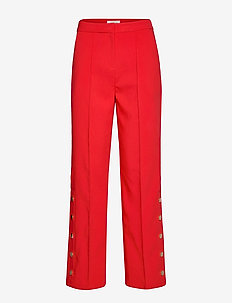 Maddy Pants - vida byxor - scarlet red