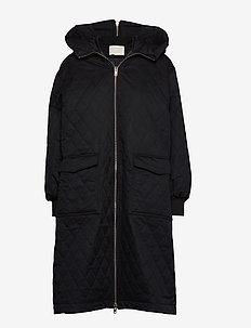McKenzie Coat - NOIR
